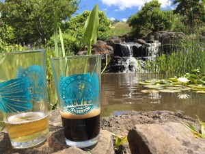Sunshine at the Oregon Garden Brewfest 2015